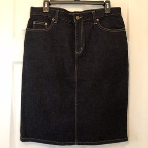 Ralph Lauren Denim/Jean Skirt