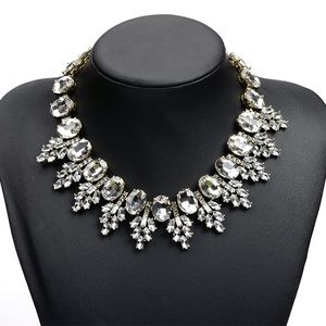 Glam Collar Necklace