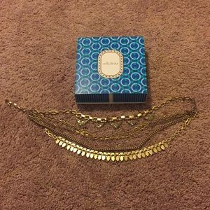 Stella and dot 3 in 1 necklace