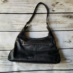 3e241192f3e6 Laura Scott Bags - Laura Scott black shoulder hobo bag medium classic