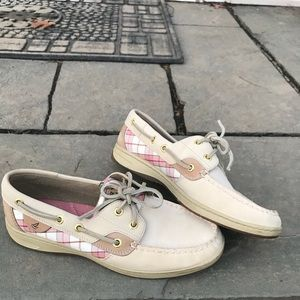 Sperry Top siders size 7 leather