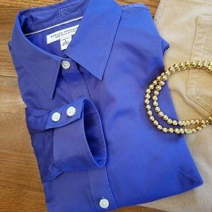 Banana Republic Blue Button Down Shirt