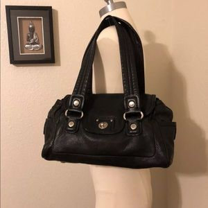 🍁MARC JACOBS TURNLOCK HANDBAG PURSE