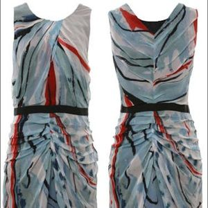 "{DVF} ""Paradis"" Dress"