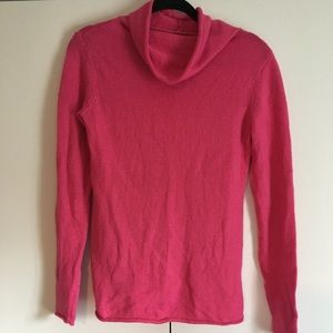 Old Navy Size Small Pink Cowl neck sweater