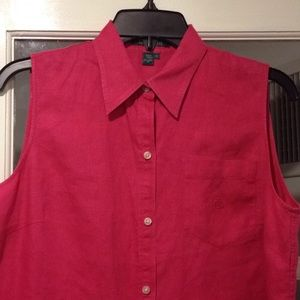 Ralph Lauren Medium Blouse good condition