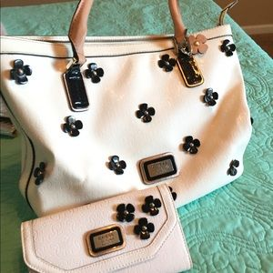 GUESS Purse & Wallet Combo
