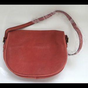 Brand NWT JCREW Vintage Red Purse