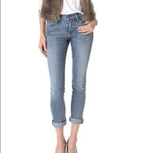 Citizens of Humanity High Waisted Skinny Jeans