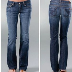 7 For All Mankind NWT Flynt Bootcut Jeans