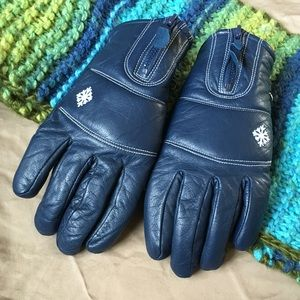 ❄️ Ladies waterproof gloves med-large