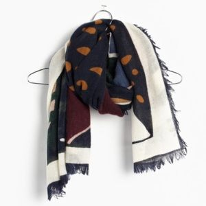 Madewell River Mountain Scarf