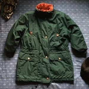 Vintage Izzi Winter Jacket