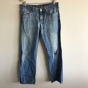 BDG Distressed Jeans