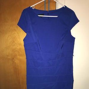 Clearance ❗️AB Studio Size 14 Blue Dress 💙💙💙