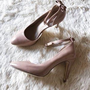 Justfab Pink Heels