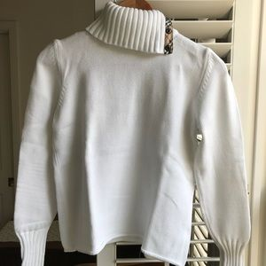 BURBERRY London top outfit