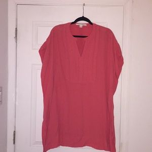 DVF Pink CoverUp/Dress!!!