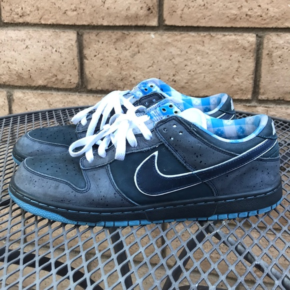 Equipar codo Cobertizo  Nike Shoes | Sb Dunk Blue Lobster Size 115 | Poshmark