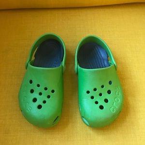 Crocs sandal for boy!
