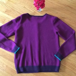 76% off Hanna Andersson Sweaters - 🌺 Hanna Andersson - Purple ...