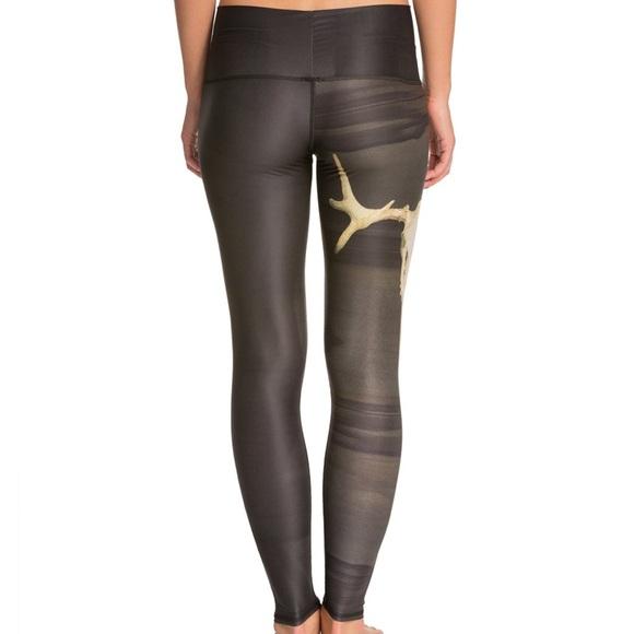 d93c2e2193 teeki Pants   Deer Medicine Hot Yoga Leggings   Poshmark