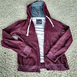 Zip up hoody