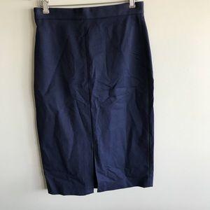 BR Slit Front Skirt