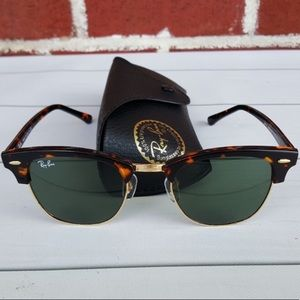 Ray-Ban Clubmaster 😎 Never Worn!!