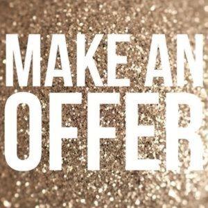Make an offer ✨
