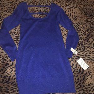 Body Central Sweater Dress Medium