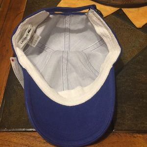 Lacoste Accessories - Lacoste Baseball Hat
