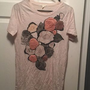 J.Crew Graphic T-Shirt