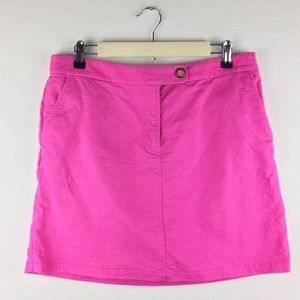 Anthro Vanessa Virginia Mini Skirt