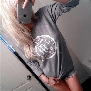 💋 Tommy Hilfiger Crew Sweatshirt