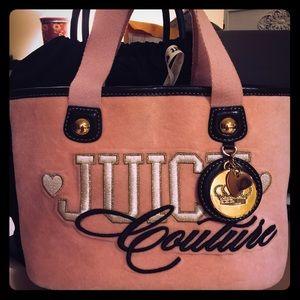 Juicy girl's tote bag.