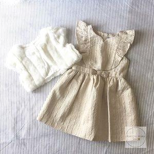 GENUINE KIDS FROM OSHKOSH Toddler Holiday dress