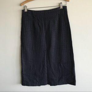 Theory Textured Skirt