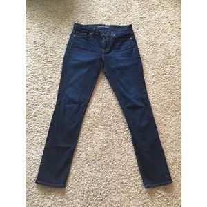 J Brand size 29 dark wash straight leg denim