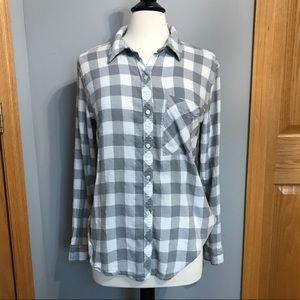 Aerie Flannel Shirt NWOT
