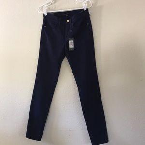 BNWT Tommy Hilfiger Navy jean pants