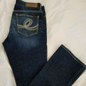 Seven7 Jeans in Blue Wash