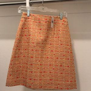 Kate Spade Multi Colored skirt. NWT size 2