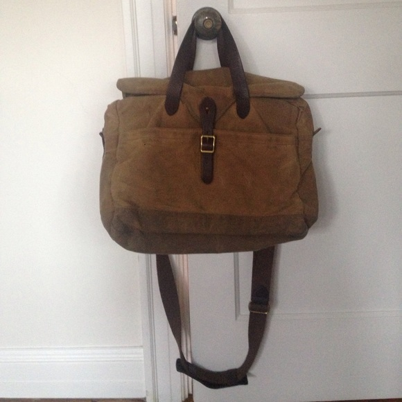 9083a13d57 J. Crew Other - Abingdon messenger bag from j crew.