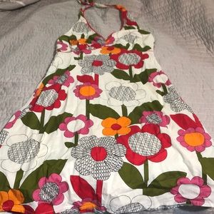 Multi-color dress by Boden.