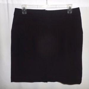 Merona Black Skirt