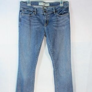Abercrombie & Fitch Womens Boot Cut Straight 8L