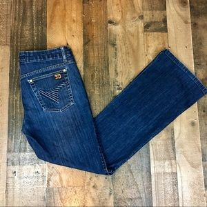 Joe's Jeans Muse Fit Flare Jeans. Size 29