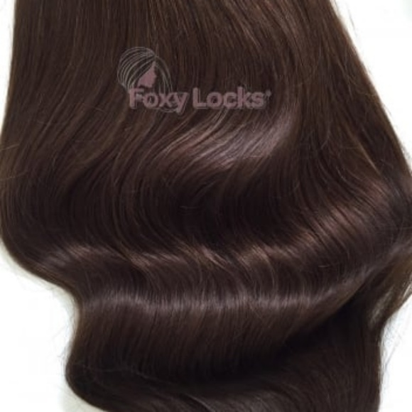 Foxy Locks Other Human Hair Extensions Clip In 280g Poshmark