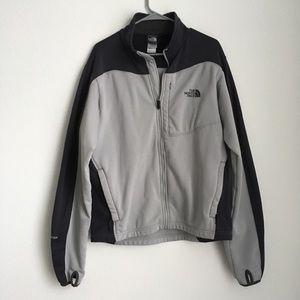 The North Face // Grey Flight Series Zip Jacket